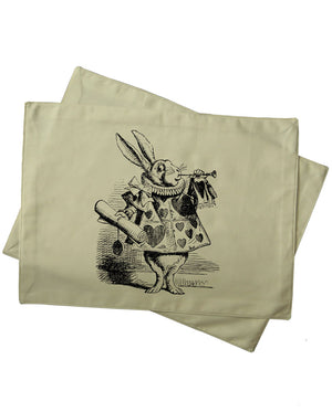 White Rabbit Placemat