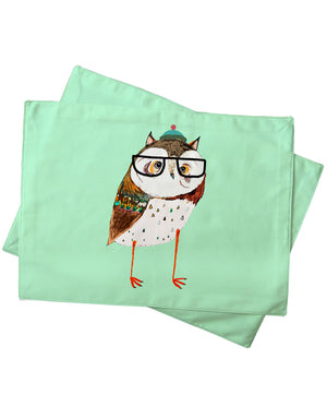 Cozy Owl Placemat