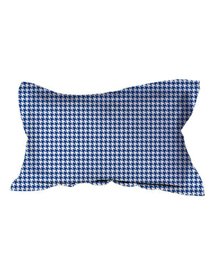Retro Houndstooth Shams