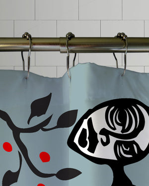Wade In The Water Shower Curtain