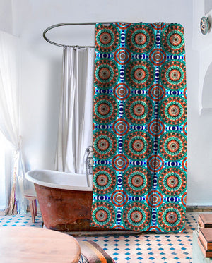 Kashmir Shower Curtain