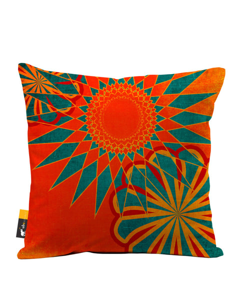 West Indies Luxe Suede Throw Pillow