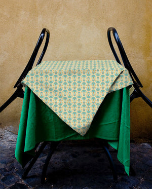 Egyptian Palm Tablecloth