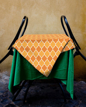 Moroccan Sunset Tablecloth