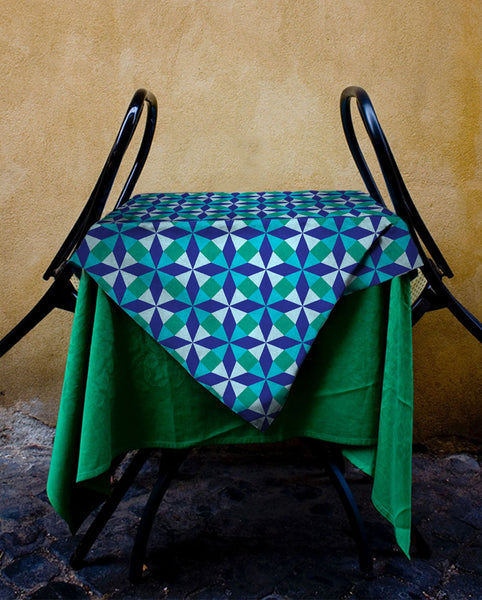 Aegean Sea Tablecloth