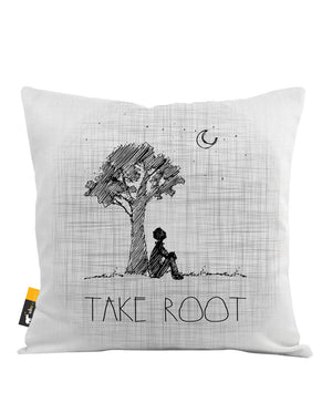 Take Root Throw Pillow