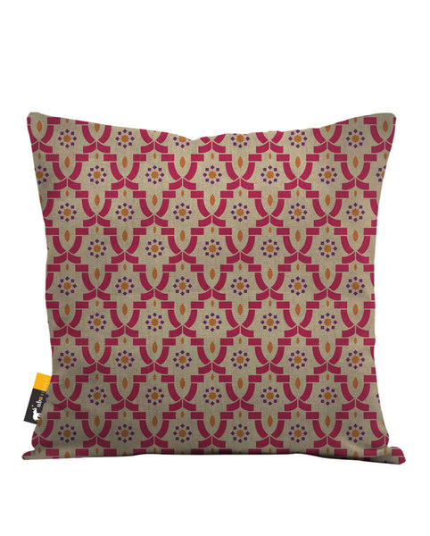 Istanbul Bazaar Throw Pillow
