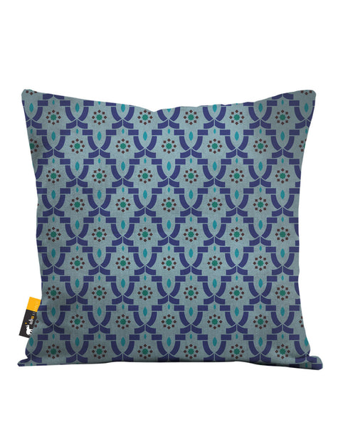 Ottoman Emeralds Throw Pillow