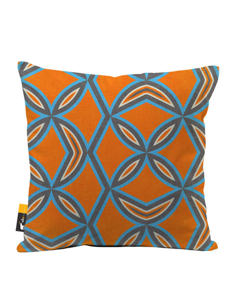 Planet Norfair Luxe Suede Throw Pillow