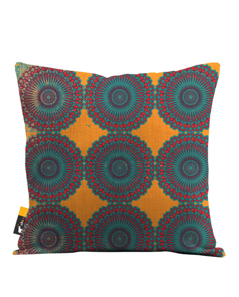 Taj Mahal Throw Pillow