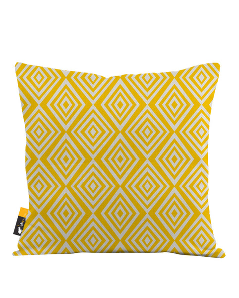 Allotrope Throw Pillow
