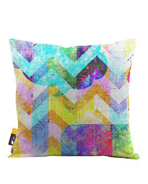 Avant Garde Throw Pillow