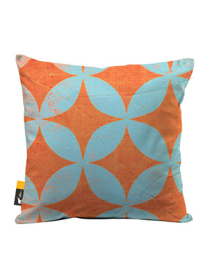 Star Pod Faux Suede Throw Pillow