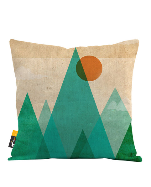 Try Angle Throw Pillow