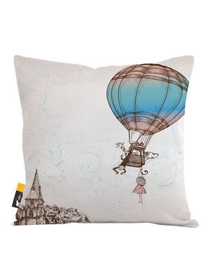 Up Up & Away Throw Pillow