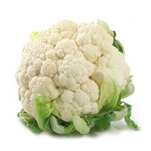 CAULIFLOWER WHOLE HEAD UNIT ONLY - Jackie Leonards