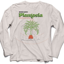 Playera Plantasia Manga Larga