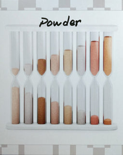 Powder ‎– Powder In Space