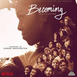 Kamasi Washington  - Becoming (Music from the Netflix Original Documentary)