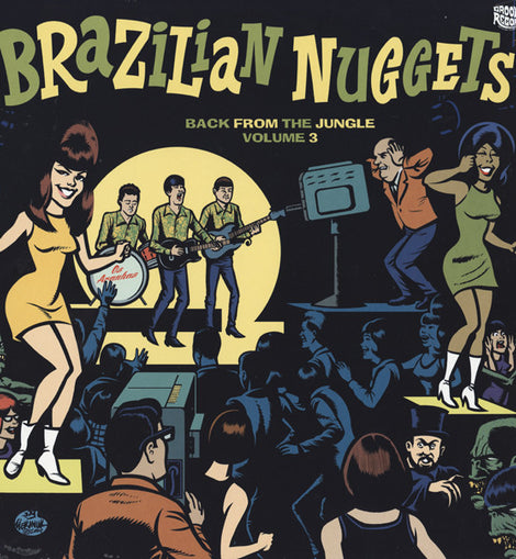 Brazilian Nuggets. Back from the jungle volume 3