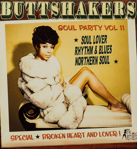 Buttshakers Soul Party Vol 11