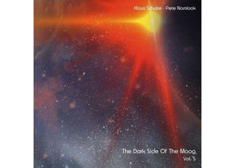 Klaus Schulze, Pete Namlook – Dark side of the Moog Psychedelic Brunch (2LP 180g)