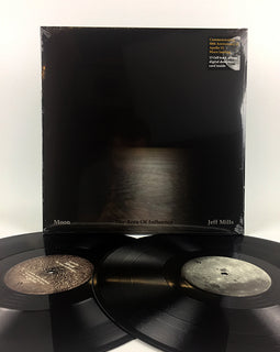 Jeff Mills - Moon, The Area Of Influence (2LP)