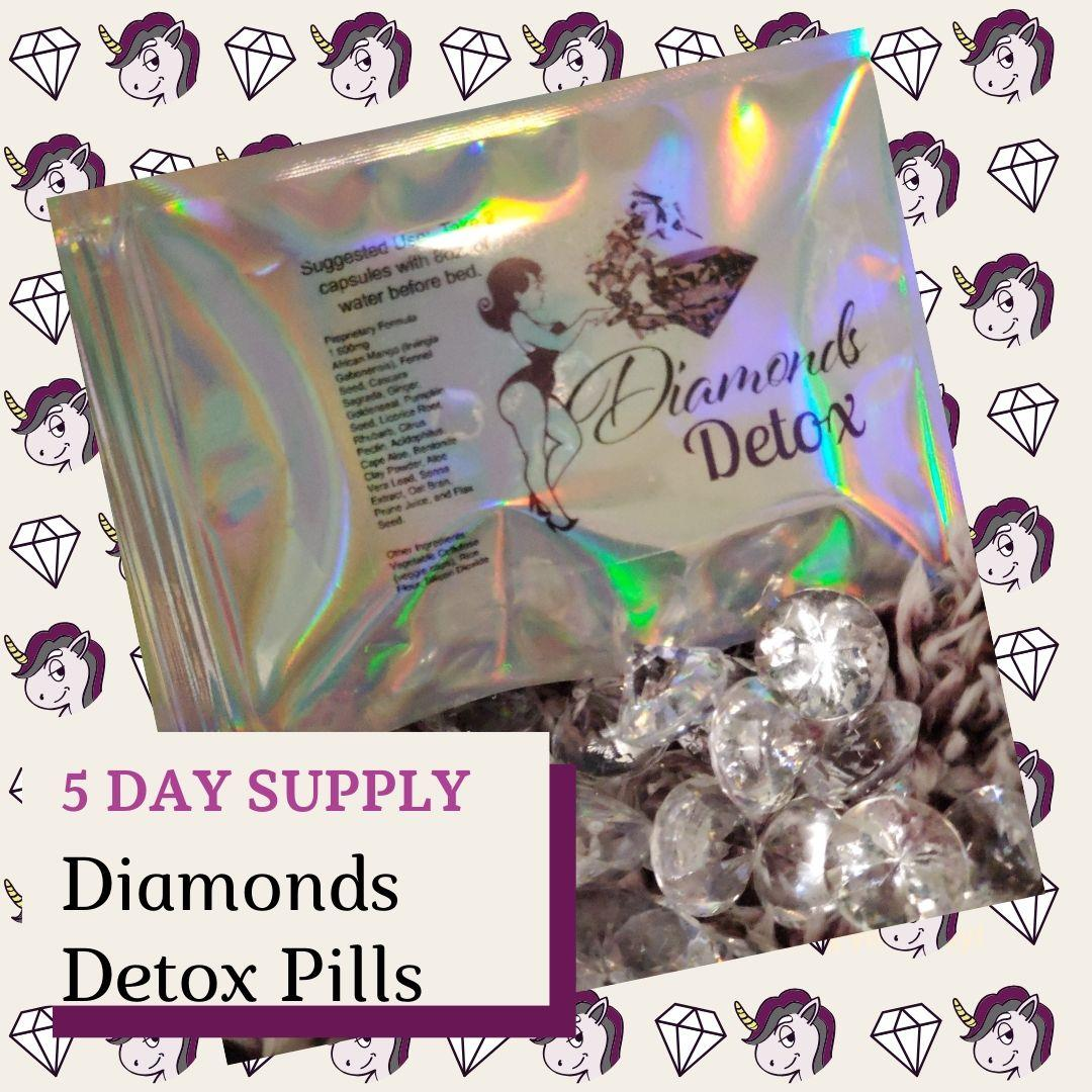 5 DAY DIAMOND DETOX CAPSULES