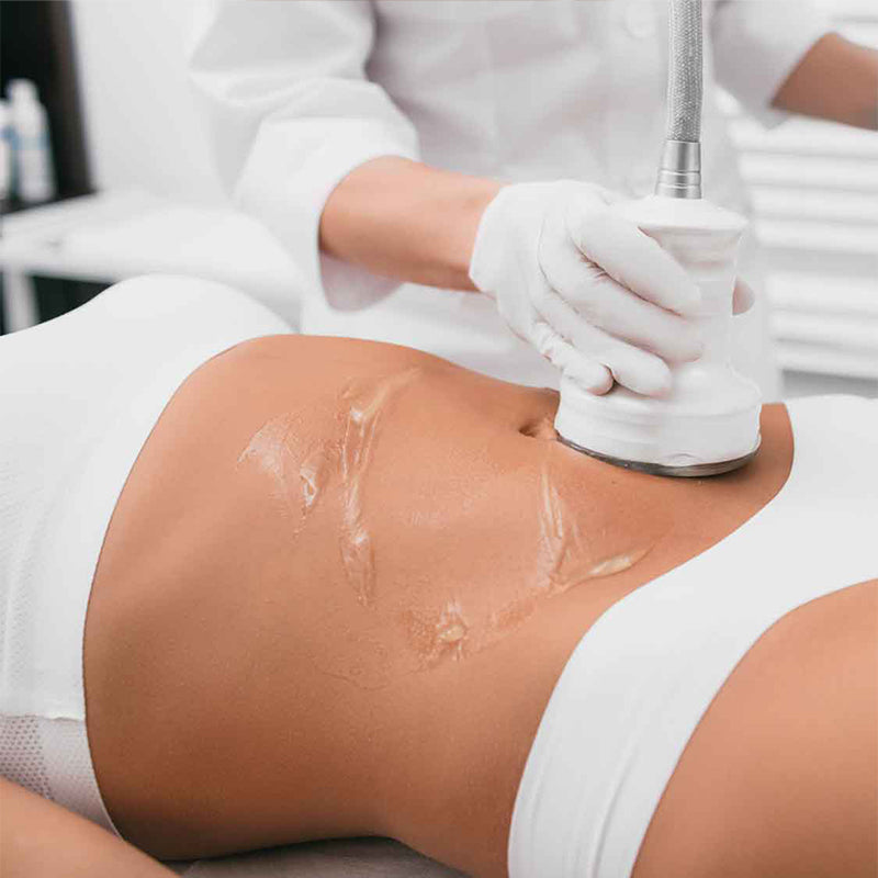 9 Cavitation and Radio Frequency Sessions $720