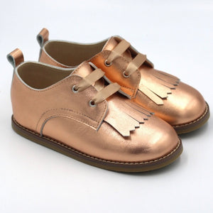Bailey Oxford Rose Gold