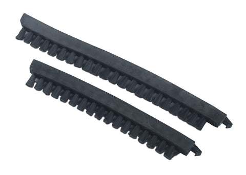 "Sanitaire 52140 12"" VibraGroomer VGI Bristle Strip Set, Black"