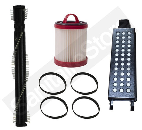 "SANITAIRE FORCE 15"" BAGLESS SC5845B MAINTENANCE KIT"