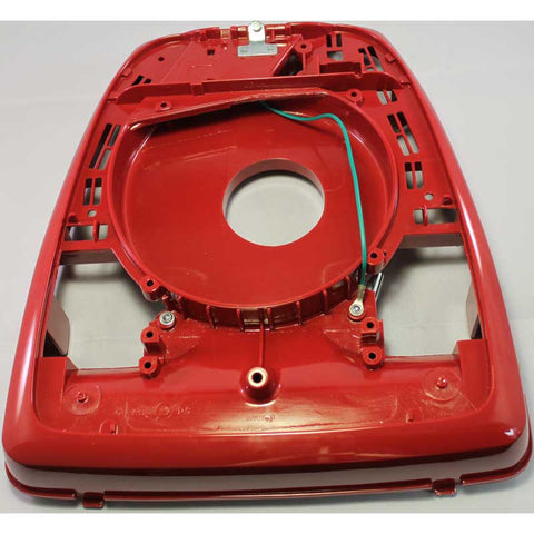 "Sanitaire 4948416 12"" Base Assembly, Red (w/o Quick Kleen™ fan)"