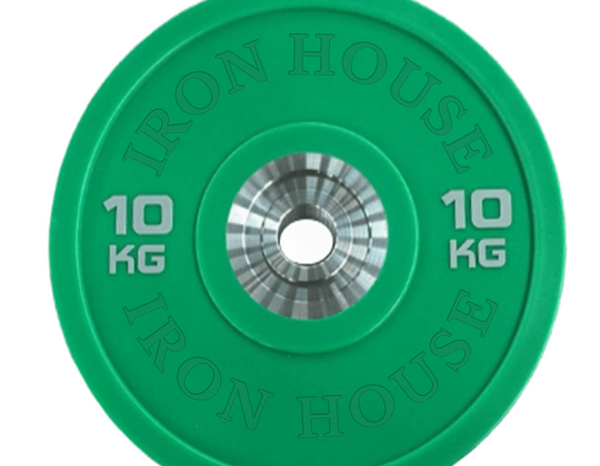 Urethane Competition Bumper Plates