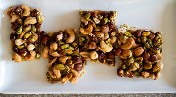 Toasted Nut Bars