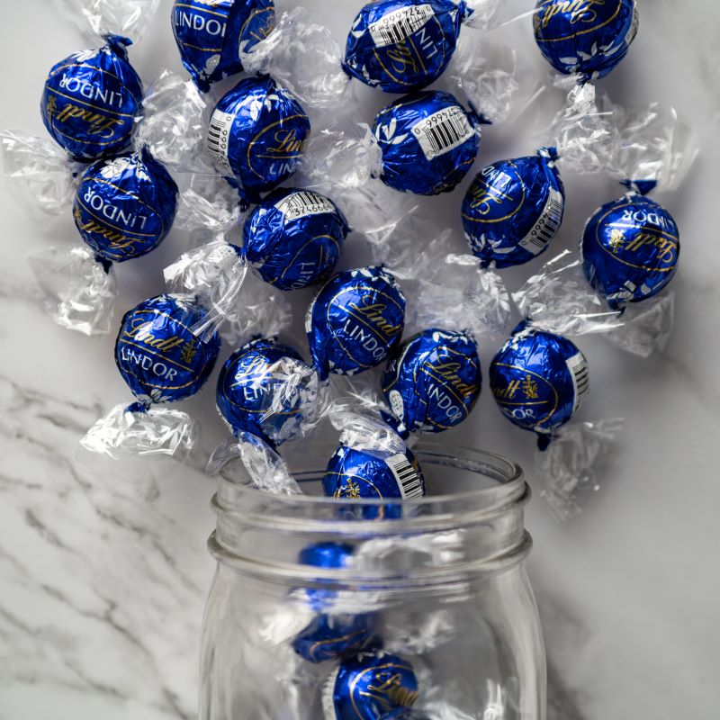 Wrapped Chocolates