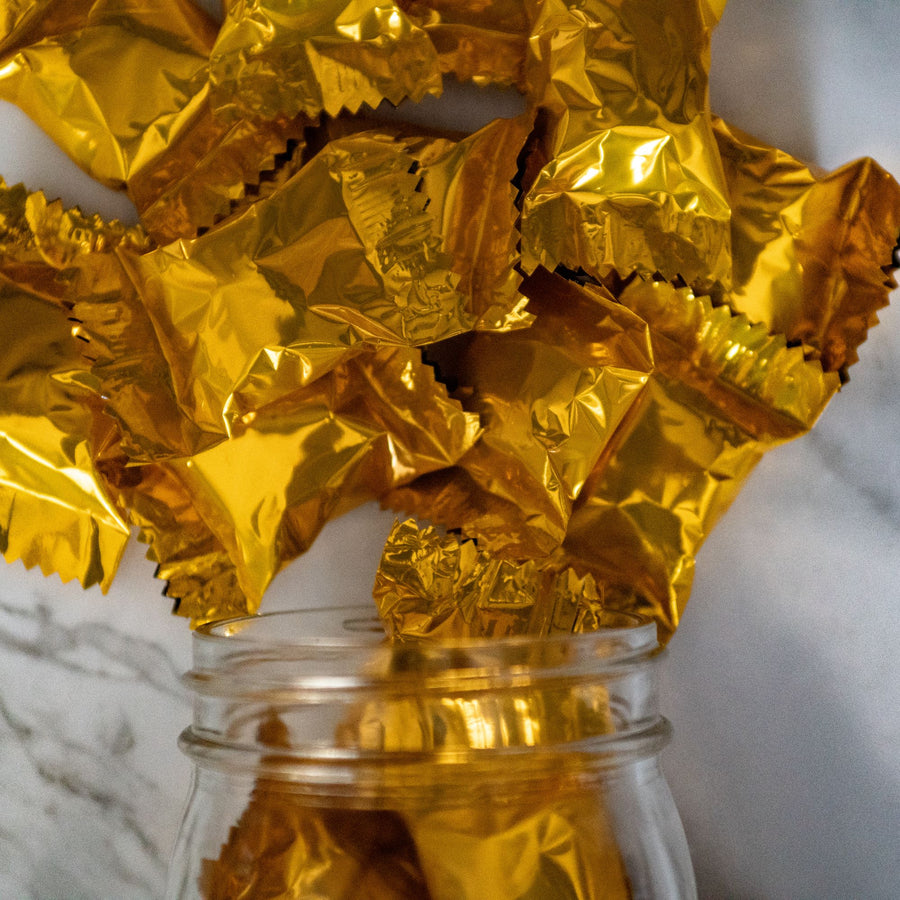 Chocolate Almond Toffee (Gold)