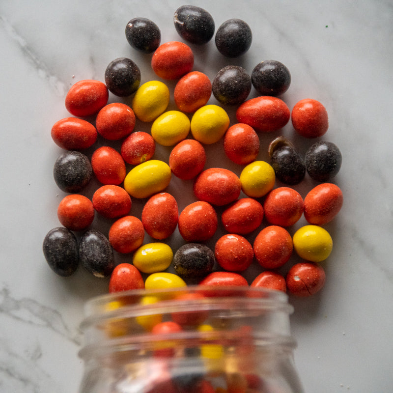 reeses pieces peanuts