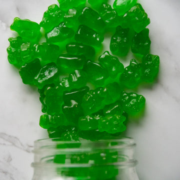 green apple bears