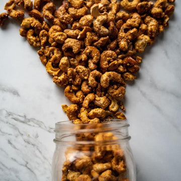 Toffee Toasted Cashews