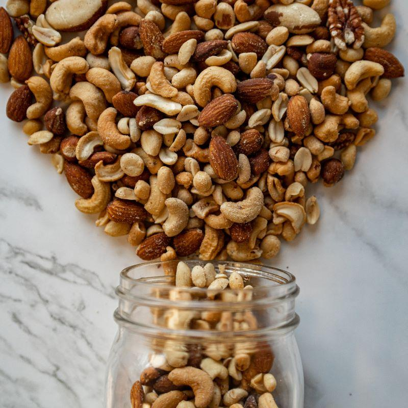 choice mixed nuts