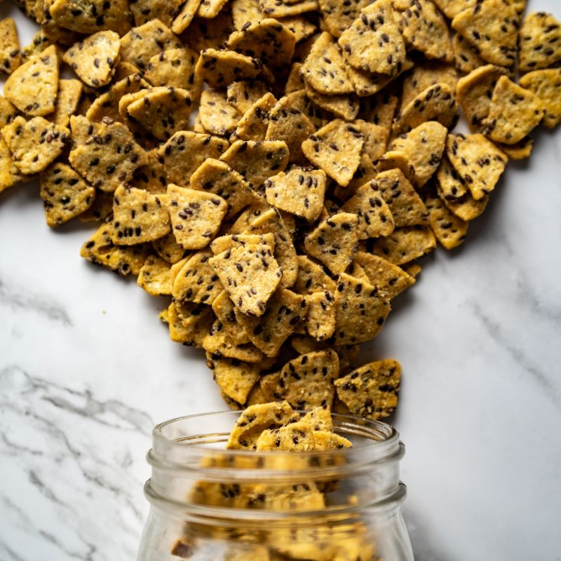 corn flax chips
