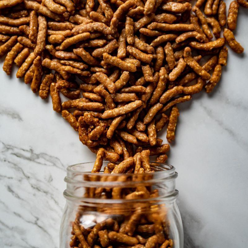 honey roast sesame sticks