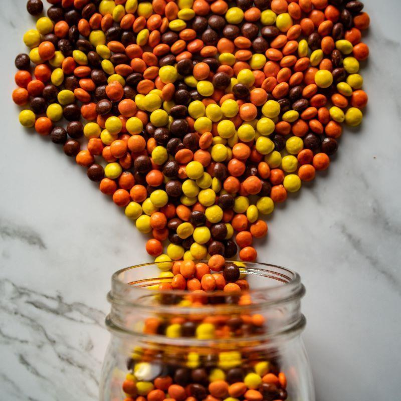 reese's pieces minis