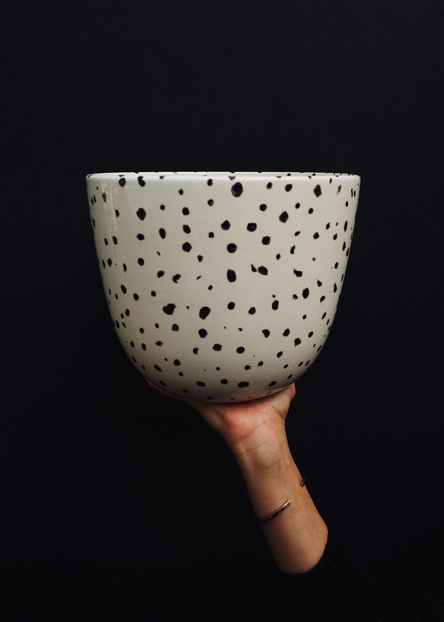Franca: Finca Planter Dot X-Large
