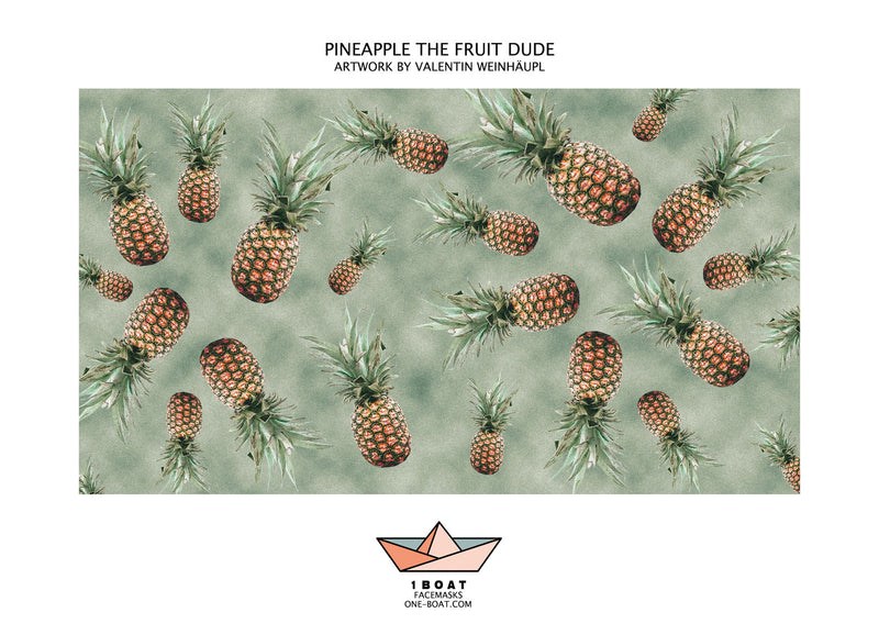Pineapple the Fruit Dude