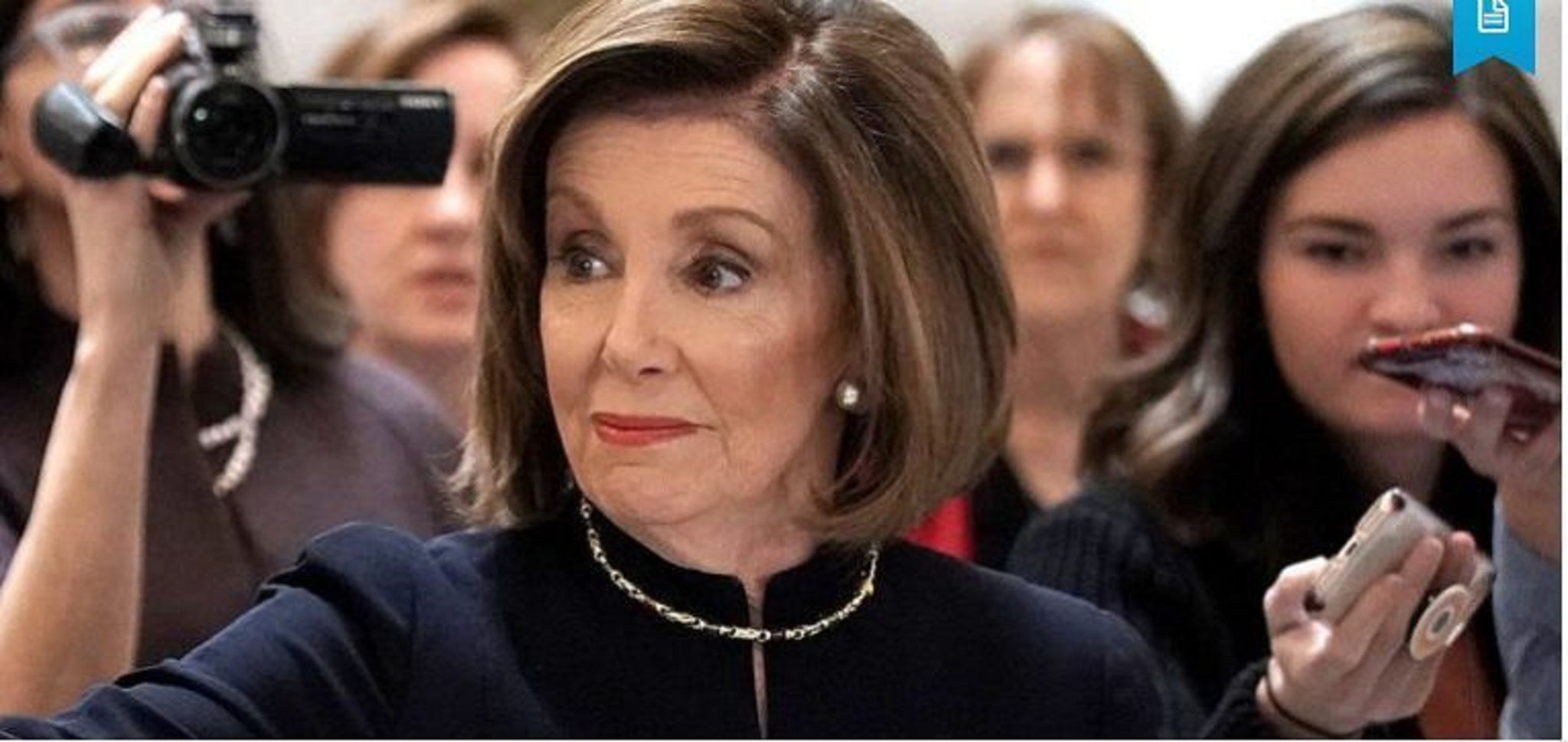 Nancy Pelosi's 4th Husband Files for Divorce: 'I just Can't Take It Anymore'. Do you support this?