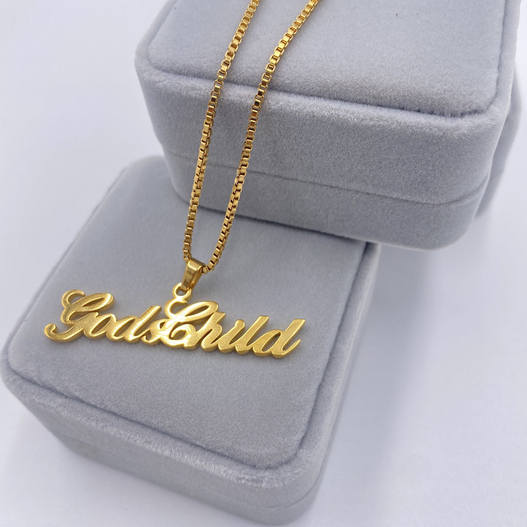 Gods Child Necklace