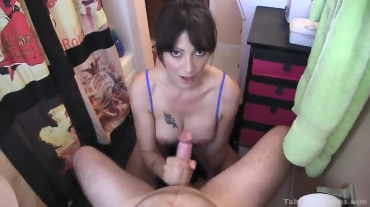 TabooHandjobs - Zoey Holloway - Caught in action!
