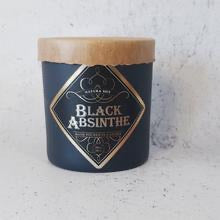 Black Absinthe Candle